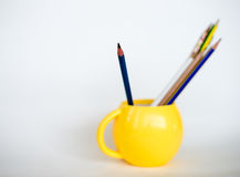 Group of pencils Royalty Free Stock Photo