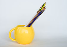 Group of pencils Royalty Free Stock Photos