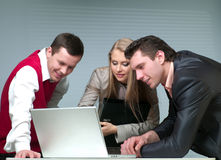 Group of people Stock Images