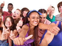 Group people Royalty Free Stock Images