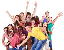 Group people Royalty Free Stock Photos