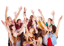 Group people. Stock Images