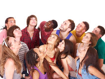 Group people Royalty Free Stock Photography