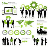 Group of People and Business Concepts Royalty Free Stock Photo