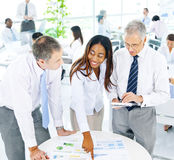 Group of People in Business Seminar.  Stock Photography