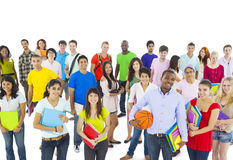 Group of People College Student Stock Photo