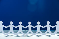 Group of people holding hands Royalty Free Stock Photography