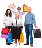 Group of people Royalty Free Stock Images