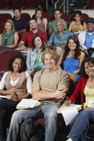 Group Of People Sitting In Classroom Royalty Free Stock Photo