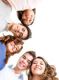Group of people smiling Stock Images