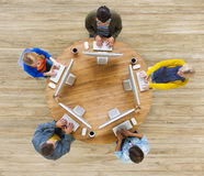 Group of People Social Networking Communication Royalty Free Stock Image