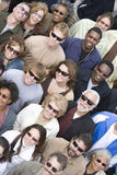 Group Of People Wearing Sunglasses Royalty Free Stock Image