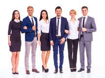 Group of people royalty free stock photography