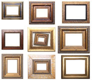 Group Of Picture Frames Stock Image