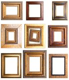 Group Of Picture Frames Stock Photos