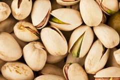 Group of Pistachios Stock Image