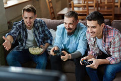 Group play Royalty Free Stock Image
