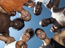 Group portrait Stock Image