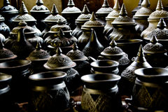 Group of  Pottery Stock Photos