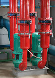 Group of powerful pumps