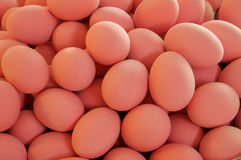 Group of preserved egg background Royalty Free Stock Photos