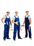 Group of professional industrial Stock Photo