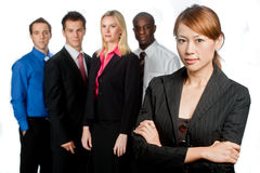 Group of Professionals Stock Images