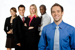 Group of Professionals Royalty Free Stock Photography