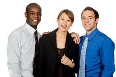 Group of Professionals Stock Photo