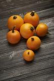 Group of pumpkins Stock Image