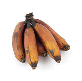 Group Red Bananas Royalty Free Stock Photos