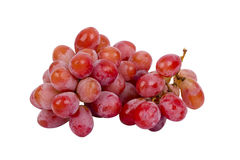 Group of red grape Royalty Free Stock Photo