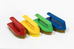 Group of scrub brush Stock Photography