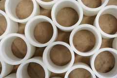 Group of spare part. Abstract group of spare part for background used stock photo