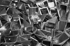 Group of spare parts Royalty Free Stock Image