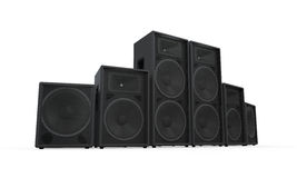 Group of Speakers Stock Images