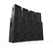 Group of Speakers royalty free stock photography