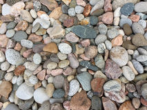 Group of Stones background Stock Image