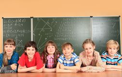 Group Student Royalty Free Stock Image