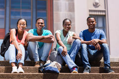 Group of student Royalty Free Stock Photos