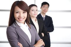 Group of success business people Stock Images