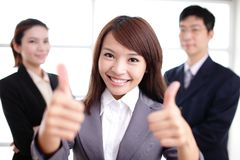 Group of success business people Royalty Free Stock Photography