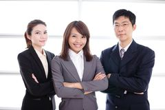 Group of success business people Royalty Free Stock Photo