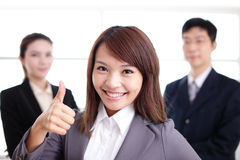 Group of success business people Stock Image