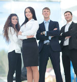 A group of successful business people Stock Photography