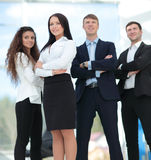 A group of successful business people Royalty Free Stock Photo