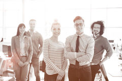 Group of successfull business group meeting Royalty Free Stock Images