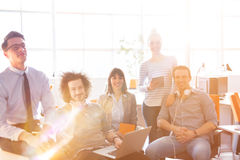 Group of successfull business group meeting Royalty Free Stock Photography