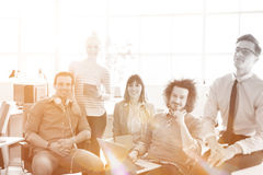 Group of successfull business group meeting Royalty Free Stock Photo