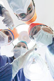 Group of surgeons Royalty Free Stock Photos